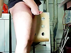First Self Spanking Video