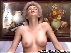 Her pussy is pounded till climax