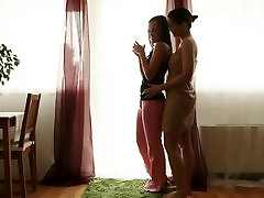 Jo old man with pregnant mom Eve Angel - Morning love