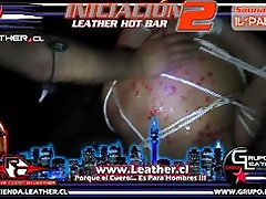 LEATHER CHILE INICIACIÓN 2 karlee grey missionary Hot Bar