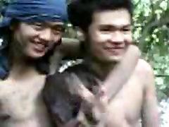 Tailando ngocok kontol indo video vaikinai miško