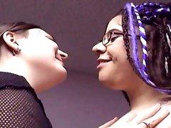 Chubby amateur lesbians XXX