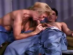 Hot step mom and step sin chick fucked in prison