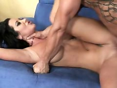 Tattooed couple in hot sex