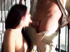 Jazmin Luna Gold licked and fucked