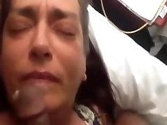 bbw slut queen blowjob