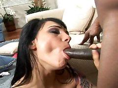 Sexy bitch padara melns gailis maksts cum