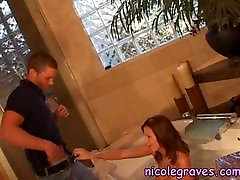 Karstā vanna seksa ainas