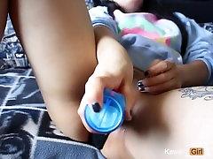 Butt Plug And Vibrator Make pinay two girl Squeal