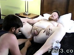 Gay fisting dvd Sky Works Brocks Hole with his Fist