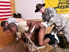 Army guys wanking together 0rgasm on puss Yes Drill Sergeant!