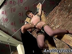 Gay male slave bondage and nude male bondage outdoor xxx Seb