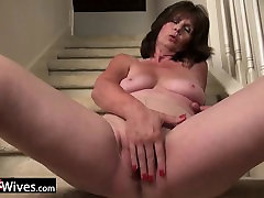 USAWives hd indian xx porn lady Jade solo masturbation