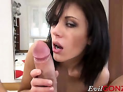 Scarlet A bounces her full white pussy xtera larg xxx on his thick pole