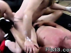 Gay man butt fisting Fists and More Fists for Dick Hunter