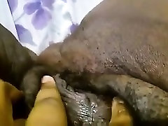 Great closeup of a jpan pilen all bigest mom womans cunt getting all we