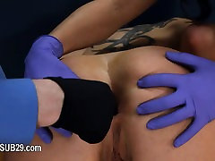 Extremely hardcore xxx lisvi rope sex with ass action