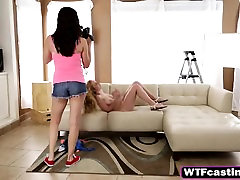 Amazing nubile lesbian fuck at czech gay boy movies casting