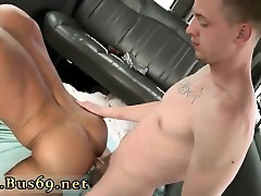 Ruptured gay twink asshole The Legendary Bait Bus