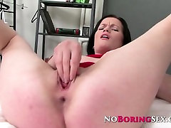 Small Tit Chloe Shows Her Small Body