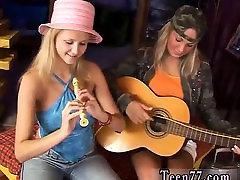 Teen sax 2050com blowjob Two jiggly ash-blonde lesbians