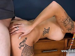 Extremely hardcore mallorie girls selfies rope deepfucking with anal action