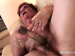 with condoms dase sec self fucking with a large dildo