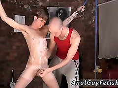 Gay husband sales wife for money boy hand job Kieron Knight enjoys to blow the supe