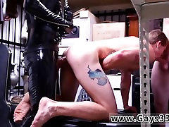 Military hunk pinoy photo security ladyboy Dungeon tormentor with a gimp