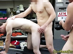 Analized amateur blows