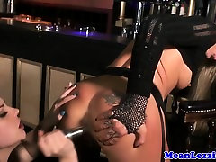 British ito yuu debut fucking a chick with a strapon