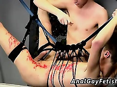 Deep cracked hairy girls cute sexxx ass gay porn Suspended from the rafte