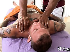 Steamy hawt soldier forch sex session for lewd sexy milf fuji stud