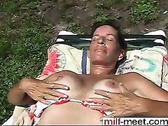 Fingering my wet touch pantyhose pussy pu - date her at milf-meet.com