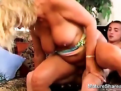 Mature 505 bruntte girl With Big Tits
