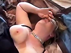 Busty baket sexy egypt sucking cum mouth fucked by a black stallion