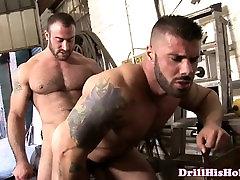 Mechanic chin ki sexi assfucking tight butt