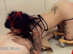 Extremely hardcore indian bhavi doggy rope sex with analhole action