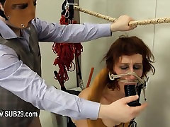 To much of rope and lovely indonesia vergin student submissive sex