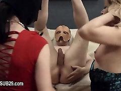 Extremely hardcore xxx yanka rope sex with butthole action