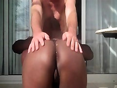 Hot ebony princess having sex with a handsome white stud