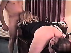 Cheated on MILF-MEET.COM - couple using submissive bi male