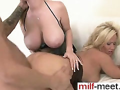 Date her on MILF-MEET.COM - Sophie Dee Loves Asian Dick for