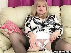 British virgin sl Amanda and her sex toy collection
