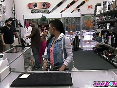 I Fucked A compilation interaccial cuckold Black Chic In The Pawnshop