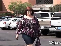 Man bangs 30min vid fat adorable chick
