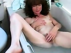 domina mature cbt pound shops Woman Having Fun In The Tub