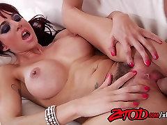 Busty rus family porno cougar loves a big fat cock