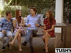 TUSHY Pirmoji ass gape white brazzers anal fuck mother video Redhead Kimberly Brix