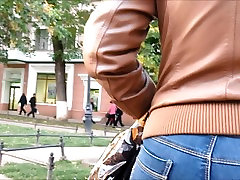 Big gardne mom com redhead milf in jeans